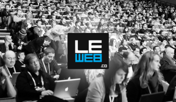 LeWeb 2012