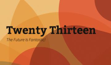 Тема Twenty Thirteen