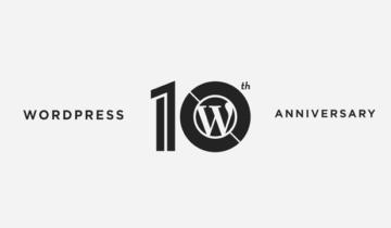 Десять лет WordPress