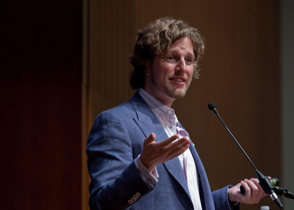 Matt Mullenweg at WordCamp San Francisco 2013