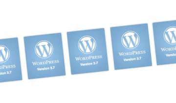 WordPress 3.7 бета 2