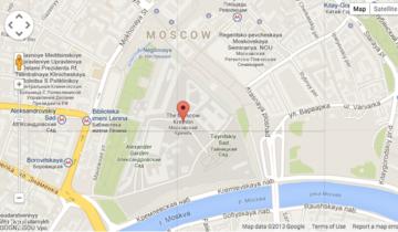 Карты Google в WordPress