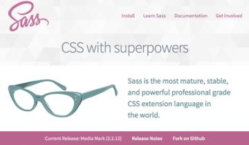 WordPress Sass