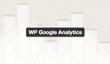 WP Google Analytics