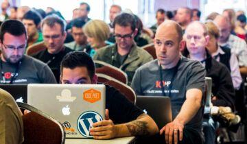 Фото с WordCamp SF 2012