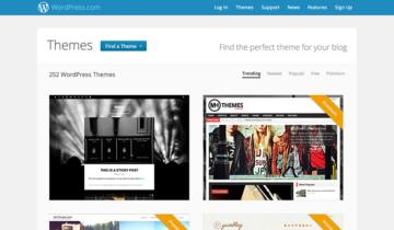 Темы для WordPress.com