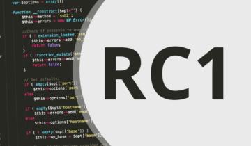 WordPress 3.9 RC1