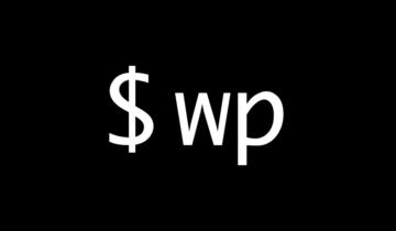 WordPress в командной строке