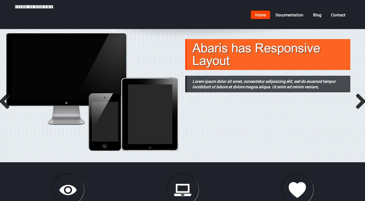 Тема Abaris