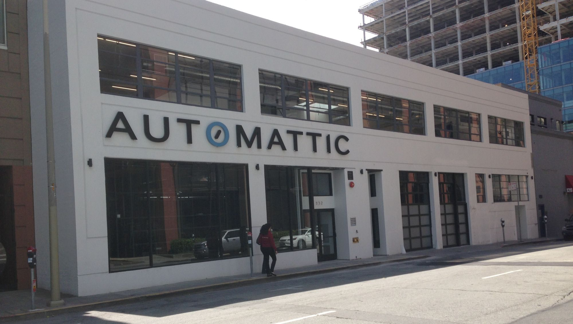 Офис компании Automattic в San Francisco