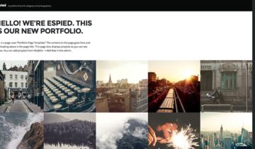 Лучшие темы для WordPress за августа 2014