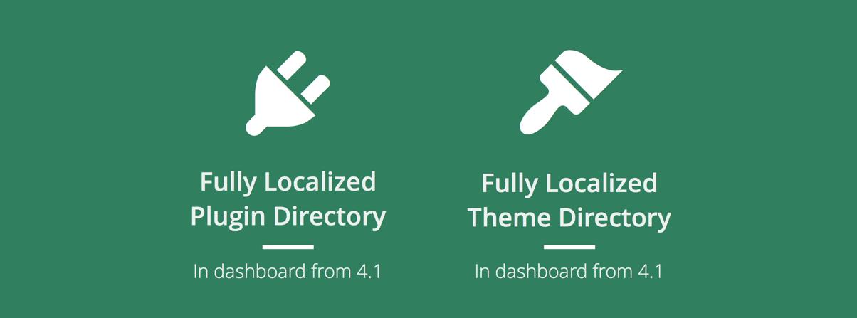 Локализация директорий тем и плагинов WordPress
