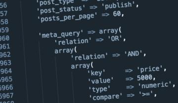 Вложенные мета-запросы с WP_Query