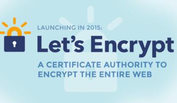 Бесплатный HTTPS с Let's Encrypt