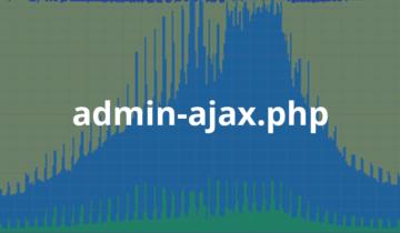 Нагрузка от admin-ajax.php в WordPress