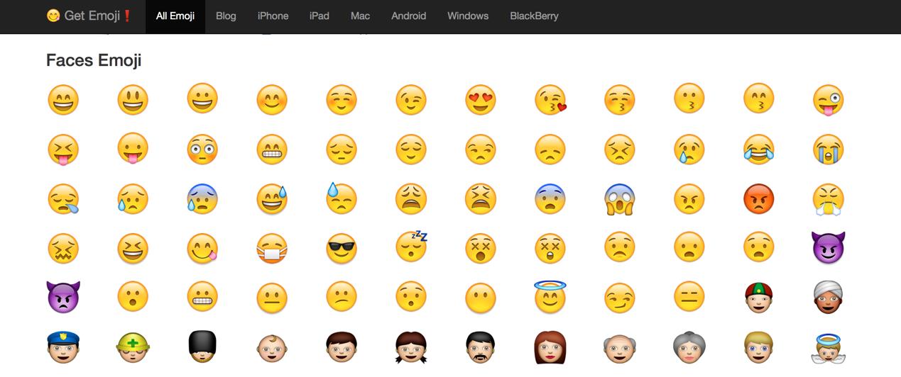 Проект Get Emoji