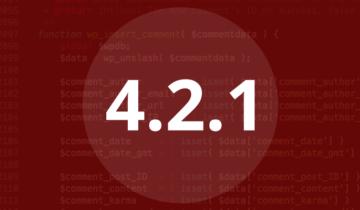 Релиз безопасности WordPress 4.2.1