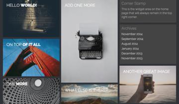 Лучшие темы для WordPress за апрель 2015