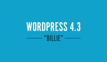 Что нового в WordPress 4.3