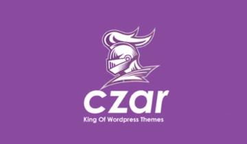 Тема для WordPress Czar