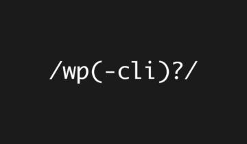 Регулярные выражения в wp search-replace