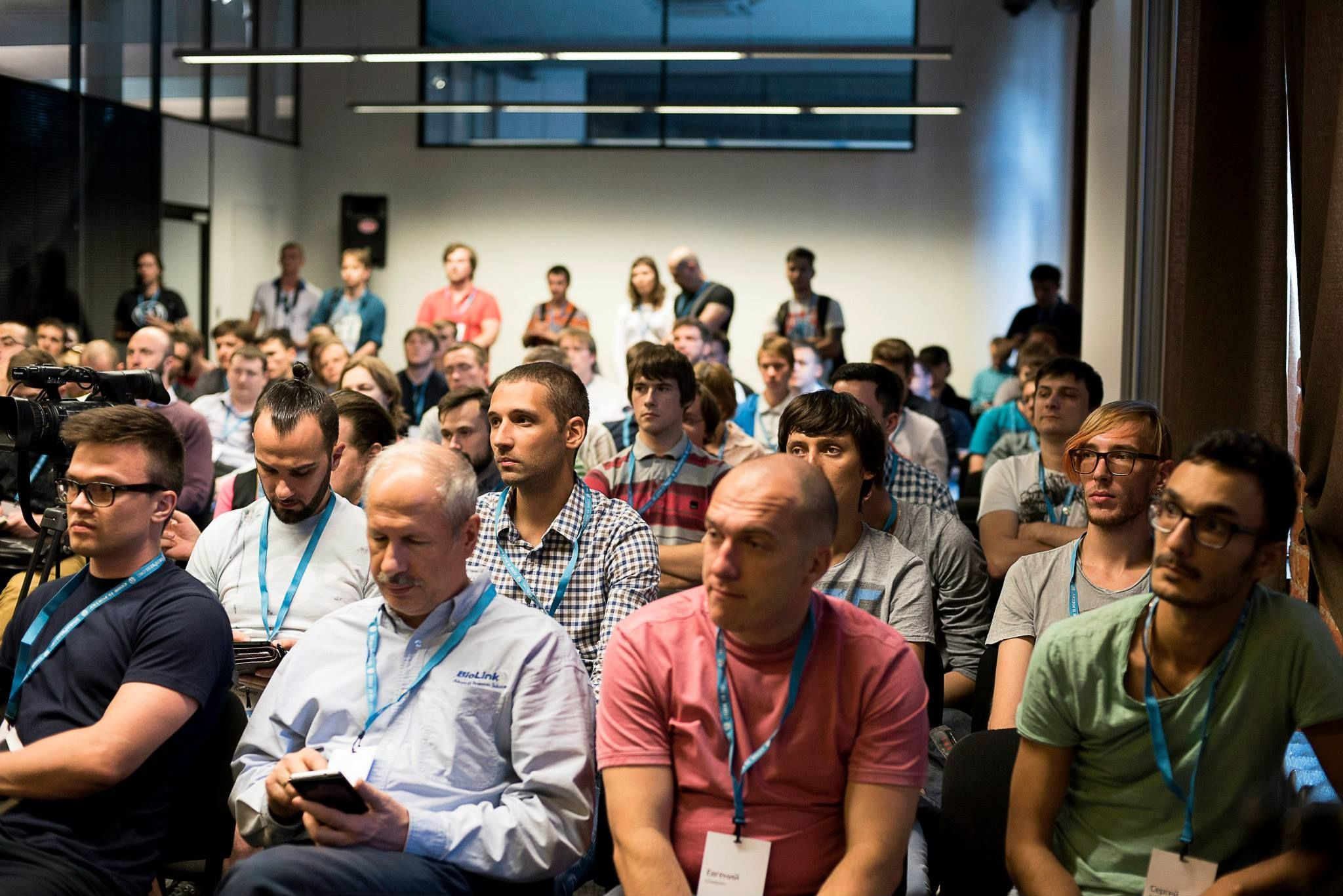Мероприятия WordPress в Москве
