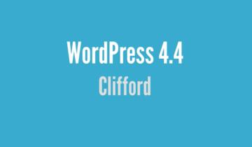 Что нового в WordPress 4.4