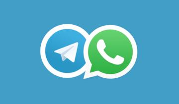 Кнопки WhatsApp и Telegram для WordPress