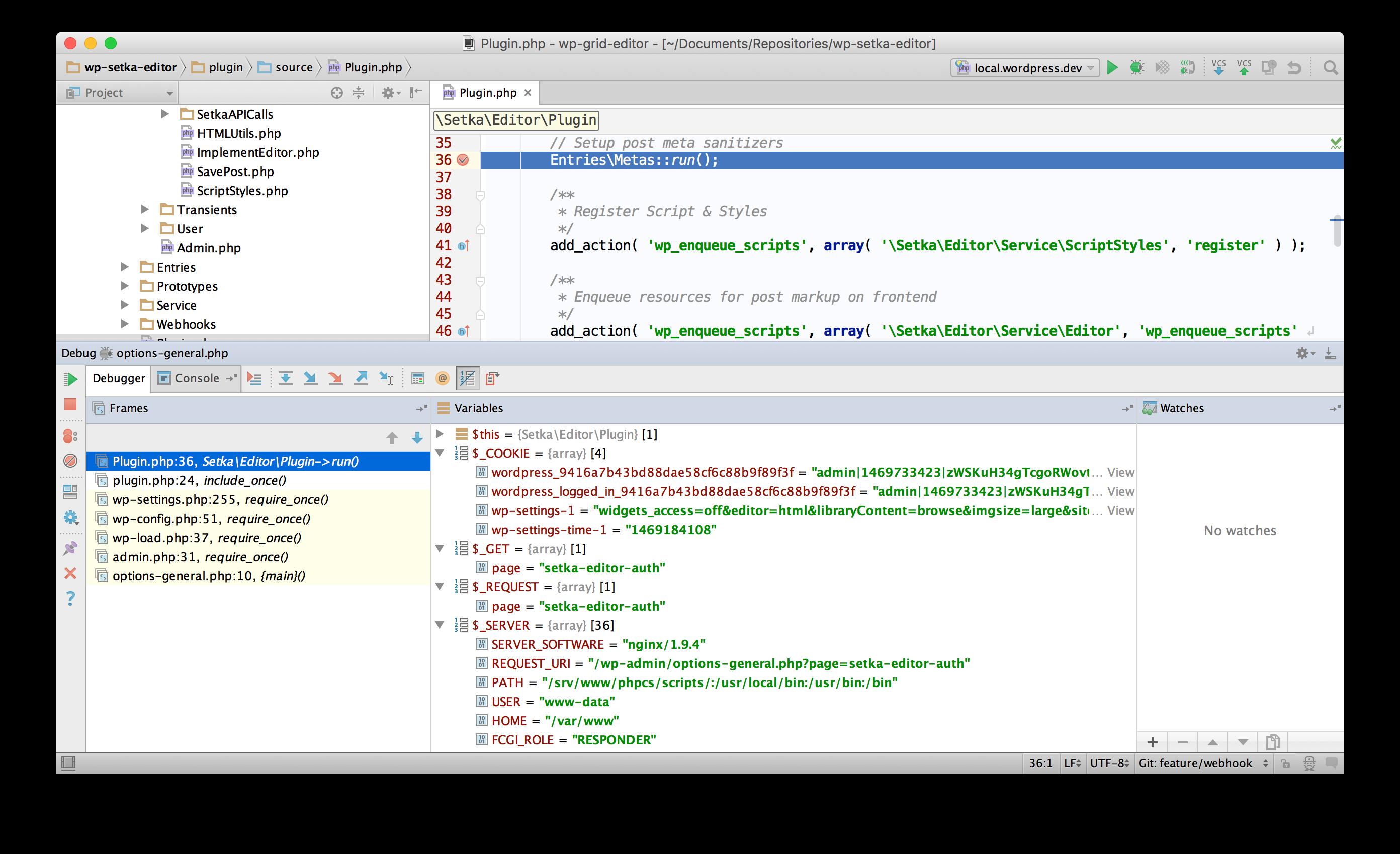 Отладка PHP кода с помощью XDebug